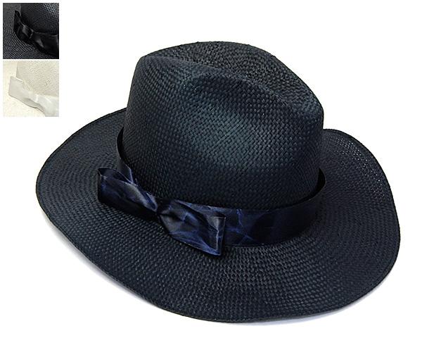 REINHARD PLANK(レナードプランク)ストロー中折れ帽(LAILA OPEN)