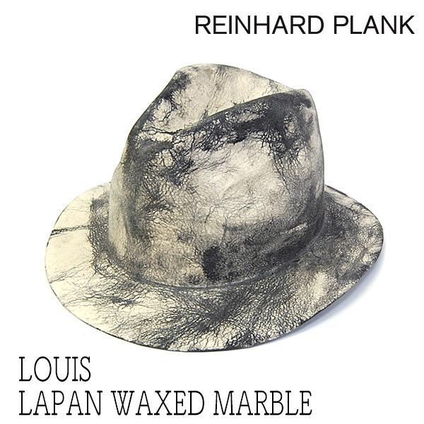 REINHARD PLANK レナードプランク フェルト中折れ帽(LOUIS)