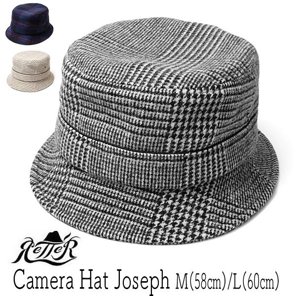 Retter(レッター) カメラマンハット [Camera Hat Joseph]?