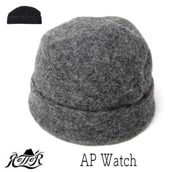 Retter(レッター)ウールニットキャップ AP WATC