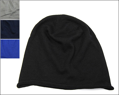 UNTANTINOシーアイランドコットンニット帽
