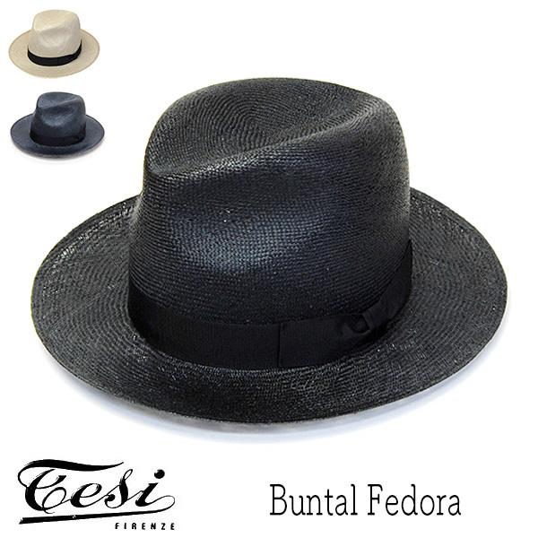 TESI(テシ)ブンタール中折れ帽