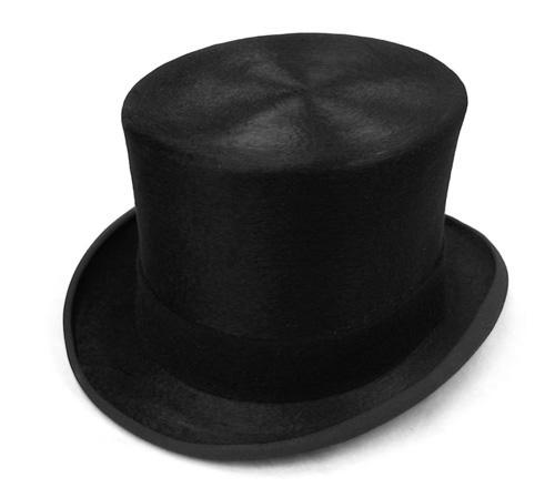 """イギリス王室御用達""""JamesLock(ジェームスロック)""""ファーベルベットトップハット[大きいサイズの帽子アリ] 【コンビニ受取対応】 (kaw-jl-townshell)"""