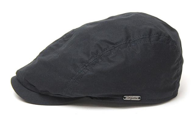 """スウェーデン""""WIGENS(ヴィーゲン)"""" ワックスドコットンハンチング Ivy Sport Cap"""