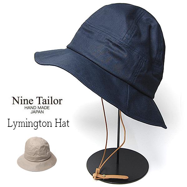 NINE TAILOR(ナインテイラー)メトロハットLymington Hat