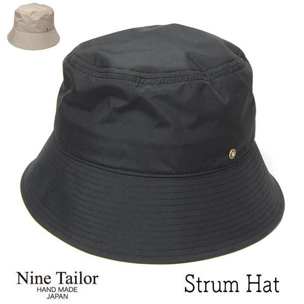 NINE TAILOR ナインテイラー バケットハット STRUM HAT