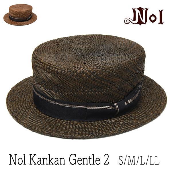 """NOL(ノル)"" パナマカンカン帽 Nol Kankan Gentle2"