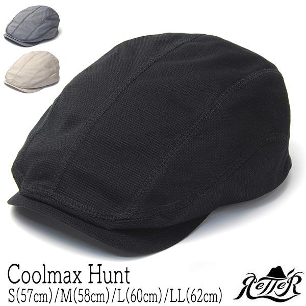 """Retter(レッター)"" クールマックスハンチング Coolmax Hunt"