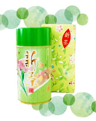 新茶缶180g1本箱入