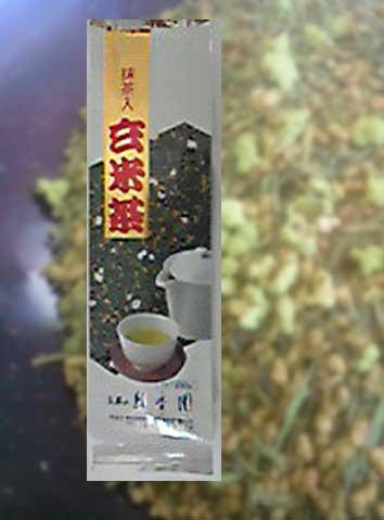 <緑香園抹茶入玄米茶>/200g