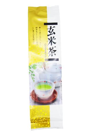 <緑香園・玄米茶>/200g