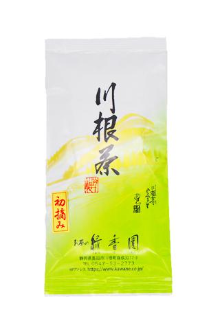 <緑香園銘茶・はつづみ>(立春から数えて七十七日目頃摘まれた緑茶です。)/100g