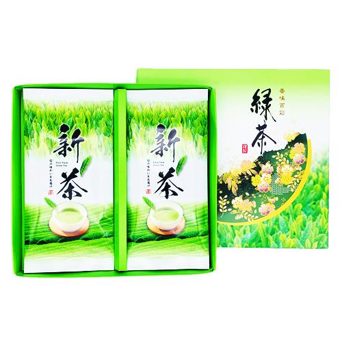 新茶平袋(80g入) 2本箱入