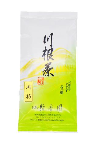 <緑香園銘茶・川根>(一番茶のしっかりした味が特徴です。)/100g