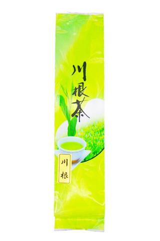 <緑香園銘茶・川根>(一番茶のしっかりした味が特徴です。)/200g