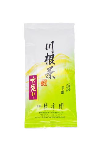 <緑香園銘茶・おおはしり>(手摘み特有な香り高く、甘味の感じる緑茶です)/100g