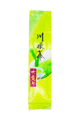 <緑香園銘茶・おおはしり>(手摘み特有な香り高く、甘味の感じる緑茶です)/200g