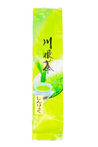 <緑香園銘茶・しんりょく>(新鮮緑豊かな味と香りが特徴です。)/200g