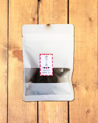 小さいサイズ!ほうじ茶ティーバッグ(3g×5個)