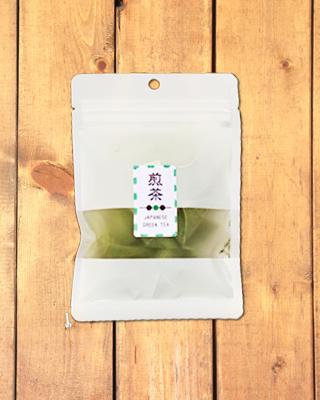 小さいサイズ!緑茶ティーバッグ(3g×5個)