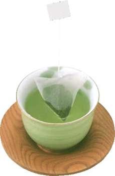 緑茶ティーバック(深蒸茶使用 湯呑み用)