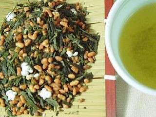 玄米茶30号 100g 国産緑茶(静岡県産)