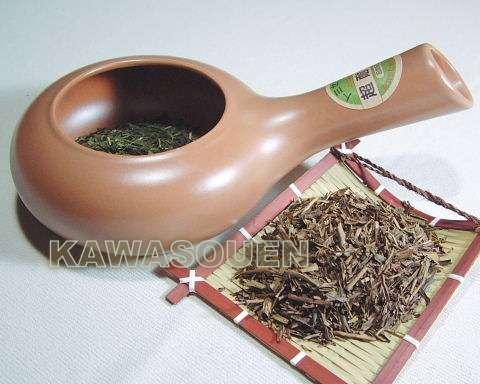 自分で作るほうじ茶セット(焙じ茶工房)内容:ほうじ茶炒り器+原料茶葉2種+ほうじ茶