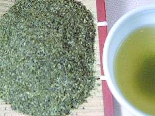 粉茶 30号 100g 国産緑茶