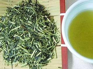 くき茶 50号 100g 国産緑茶(静岡県産)
