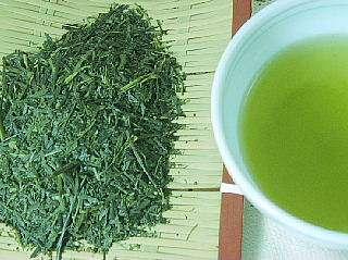 静岡県産  煎茶(150号) 高級国産緑茶