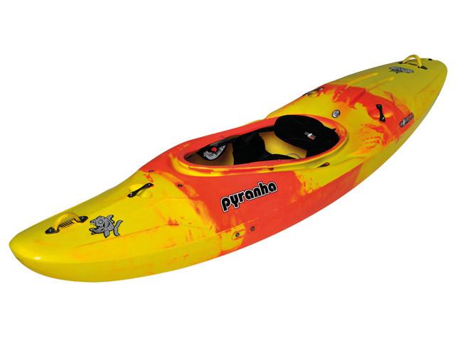 【ピラニア(Pyranha)】 リバーランニングボート SHIVA シヴァ  CONNECT2014