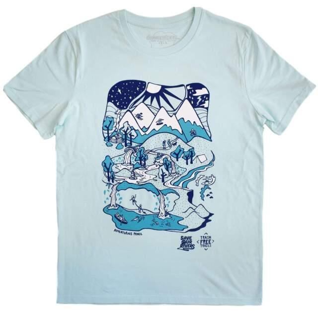 【Dewerstone】Tシャツ