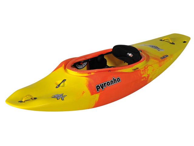 【ピラニア(Pyranha)】 リバープレイボート LOKI ロキ