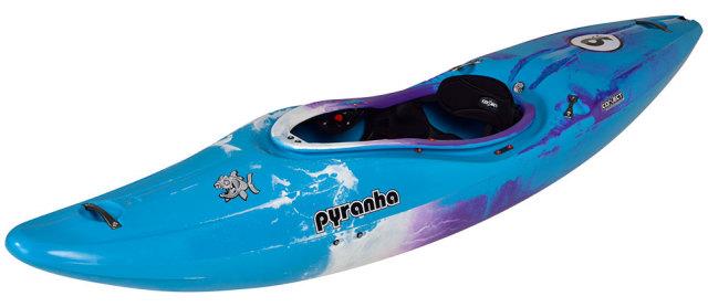 【ピラニア(Pyranha)】 リバーランニングボート 9R M