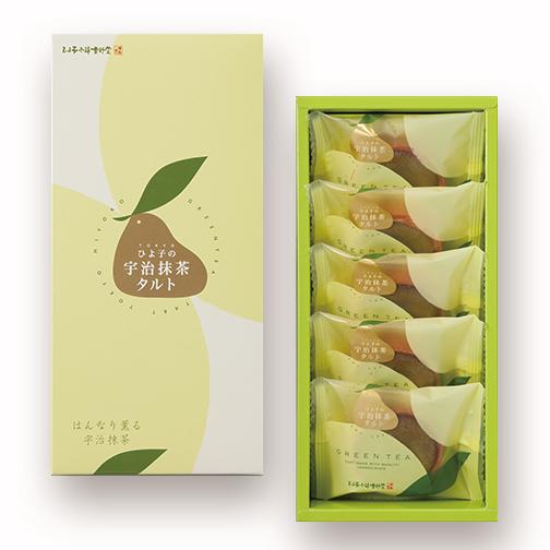 ひよ子の宇治抹茶タルト 5個入
