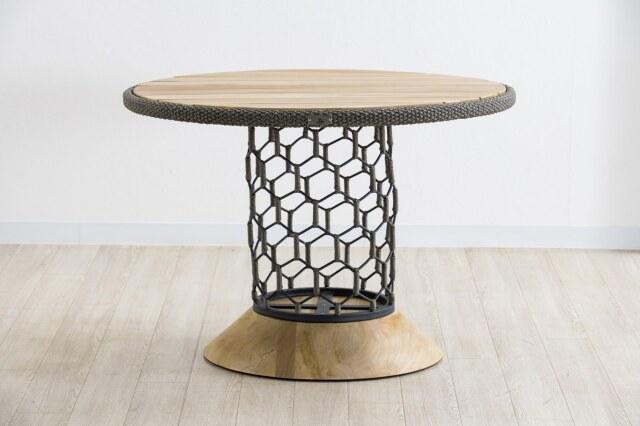 ハンプトン ラウンド コーヒーテーブル