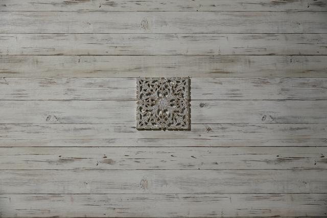 ウッドレリーフ30-30 ホワイトウォッシュ
