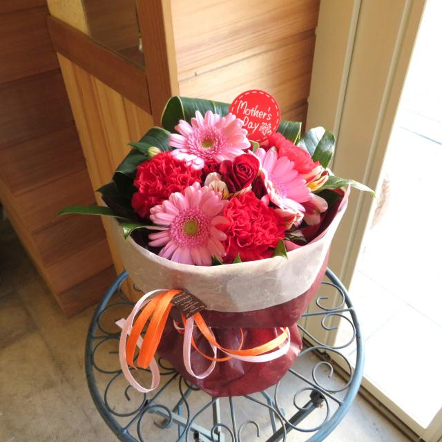 花瓶がいらないそのまんまブーケ【送料無料母の日ギフト】md018