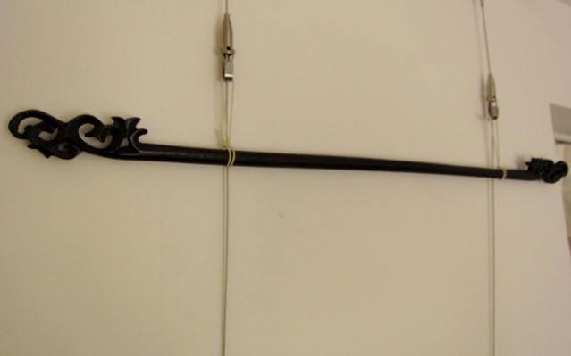 イカットハンガー70(ブラック、70cm)IH001