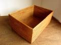 アタ製 ふた無し収納ケース/長方形ボックス(約35×23×高さ15cm)AT163