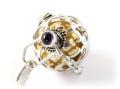 アメジストのガムランボール(Sサイズ・バスケットタイプ)GB014