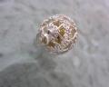 アラベスク模様のガムランボール(Mサイズ・バスケットタイプ)GB016