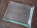バリガラス クリア・プレート(20cm長方形)GS014
