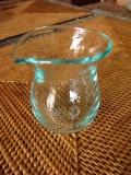 バリガラス製ピッチャー(Sサイズ、クリアガラス)GS023