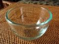 バリガラス スモールボウル(クリア)GS025