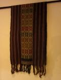 スンバイカット(パヒクン(浮織り布)/幾何学文様)IK018