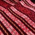 イカット(ジャワイカット/ソフトイカット/絣織/48×200cm ロングタイプ)IK053