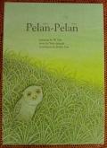 フクロウの男の子の小さな冒険と心温まるストーリー オウルハウス 絵本「Pelan-Pelan(プランプラン)」OH002