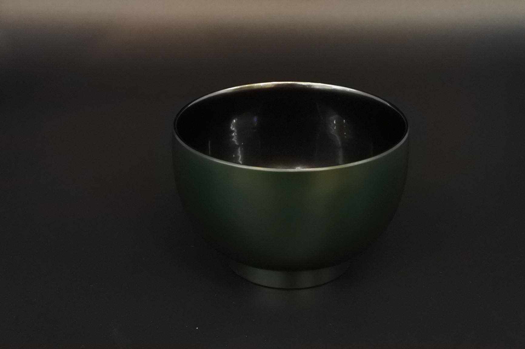 手塗りうるしメタリック 緑