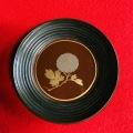 ≪與左衛門≫YOZAEMON ヴィンテージ銘々皿(1) Vintage Wooden plate  (1)*ZOOMイベント限定商品*